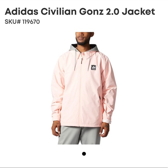 Jackets Coats Adidas Civilian Gonz Snowboarding Jacket Poshmark